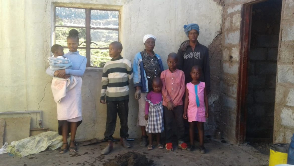 Neo 1 Project Supports Reconstruction of Family Home