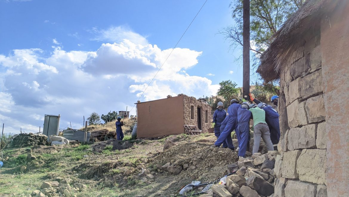 OnePower receives grant funding from UNDP and UNCDF for 10 mini-grid projects in Lesotho